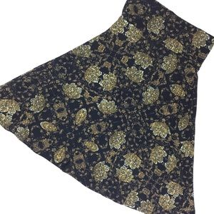 New With Tags! LuLaRoe Azure Skirt Sizes XS & Med